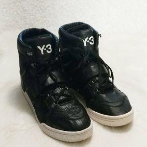 Adidas Yohji Yamamoto Held High Top Sneaker